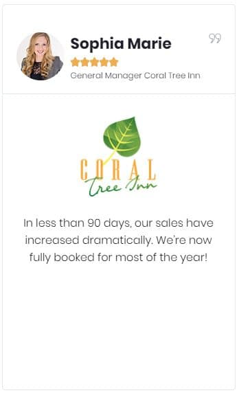 client testimonial - coral tree inn