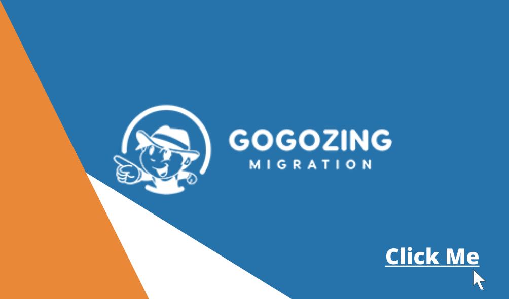 GoGoZing Migration 1 - social fox digital marketing agency in melbourne